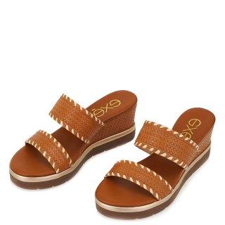Γυναικείες Πλατφόρμες 930 IPANEMA Eco Leather Ταμπά Exe