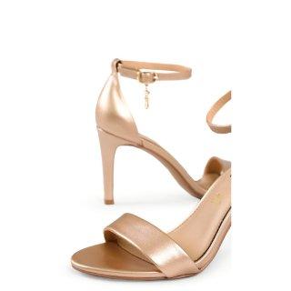 Γυναικεία Πέδιλα 931 REBECA Eco Leather Ροζ Χρυσό Exe