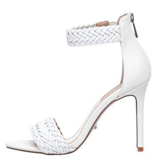 Γυναικεία Πέδιλα V03 60961 Δέρμα Λευκό Gaudi