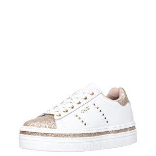 Γυναικεία Sneakers V13 61741 Δέρμα Λευκό Gaudi