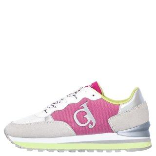 Γυναικεία Sneakers V13 61772 Ύφασμα Δέρμα Καστόρι Πολύχρωμο Gaudi