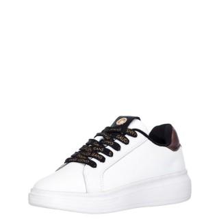 Γυναικεία Sneakers V14 61810 Δέρμα Λευκό Gaudi