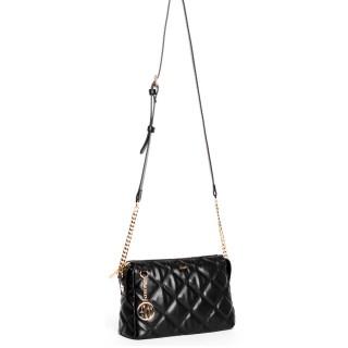Γυναικείες Τσάντες V1AI 10243 Eco Leather Μαύρο Gaudi