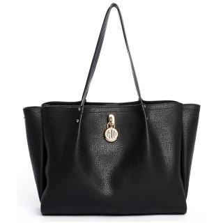 Γυναικείες Τσάντες V1AI 10350 Eco Leather Μαύρο Gaudi