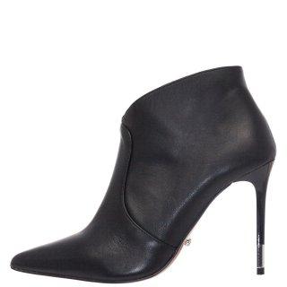 Γυναικεία Μποτάκια V94 66956 Δέρμα Μαύρο Gaudi