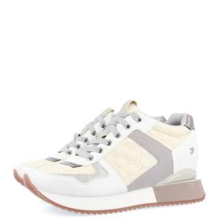 Γυναικεία Sneakers 64320 ULSTEIN Eco Leather Offwhite Gioseppo