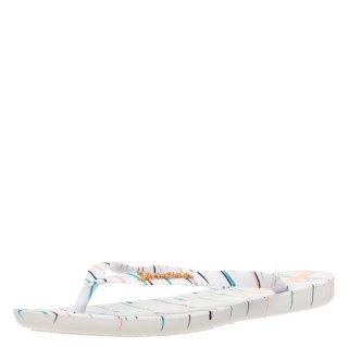 Γυναικείες Παντόφλες 780 19319 WAVE ART Σιλικόνη Λευκό Ipanema