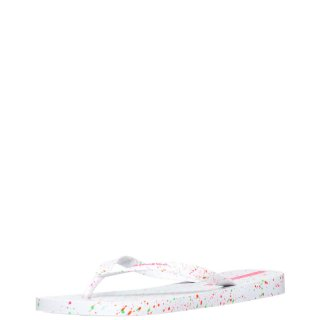 Γυναικείες Παντόφλες 780 20347 26 SPLASH Σιλικόνη Λευκό Ipanema