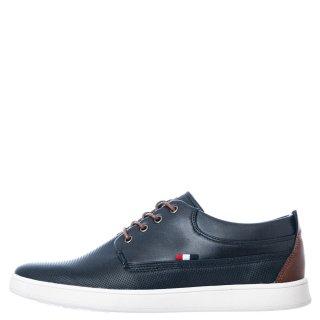 Ανδρικά Casual Παπούτσια 1914 18607 Eco Leather Μπλέ JK London