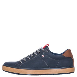 Ανδρικά Sneakers ZS 003 Eco Leather Μπλέ JK London