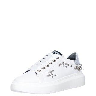 Γυναικεία Sneakers Κ 2202 Eco Leather Λευκό Keys