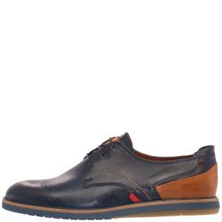 Ανδρικά Casual Παπούτσια 100 Δέρμα Μπλέ Kricket