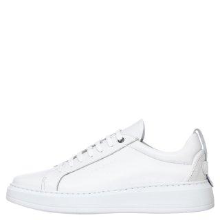 Ανδρικά Sneakers 402 Δέρμα Λευκό Kricket