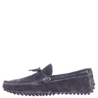 Ανδρικά Μοκασίνια & Loafers 540 Δέρμα Καστόρι Γκρι Kricket