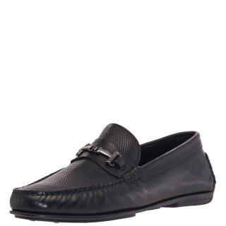 Ανδρικά Μοκασίνια & Loafers 552 Δέρμα Μαύρο Kricket