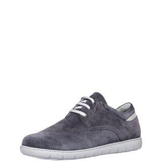 Ανδρικά Casual Παπούτσια 900 Δέρμα Καστόρι Γκρι Kricket
