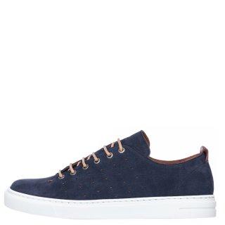 Ανδρικά Sneakers 905 Δέρμα Μπλέ Kricket
