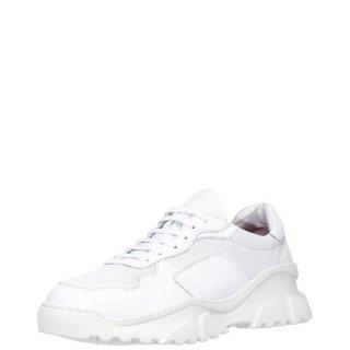 Ανδρικά Sneakers 907 Δέρμα Λευκό Kricket