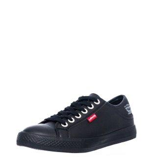 Γυναικεία Sneakers 222984 794 STAN BUCK LADY Eco Leather Μαύρο Levi's