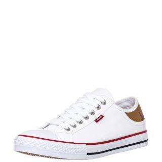 Ανδρικά Sneakers 223001 733 STAN BUCK Ύφασμα Λευκό Levi's
