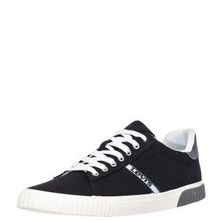 Ανδρικά Sneakers 227833 1733 SKINNER Ύφασμα Μαύρο Levi's