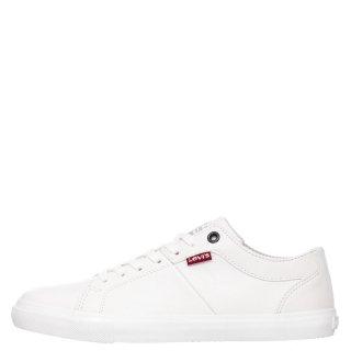 Γυναικεία Sneakers 227843 755 WOODS Eco Leather Λευκό Levi's
