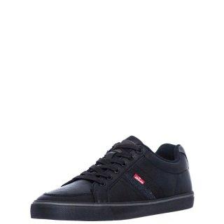Ανδρικά Sneakers 229171 794 TURNER Eco Leather Μαύρο Levi's