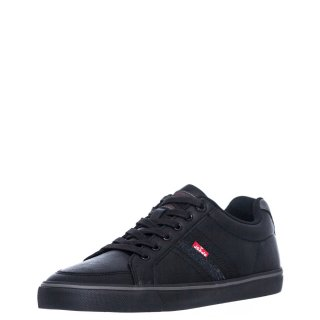 Ανδρικά Sneakers 229171 794 TURNER Eco Leather Μαύρο Levi's