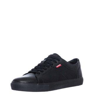 Ανδρικά Sneakers 231571 1794 WOODWARD Eco Leather Μαύρο Levi's