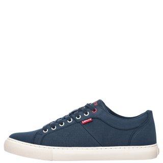 Ανδρικά Sneakers 231571 766 WOODWARD Eco Leather Μπλέ Levi's