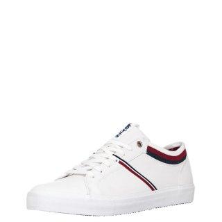 Ανδρικά Sneakers 231572 794 WOODWARD COLLEGE Eco Leather Λευκό Levi's