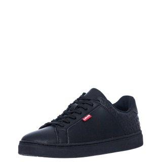 Ανδρικά Sneakers 232329 795 CAPLES Eco Leather Μαύρο Levi's