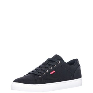 Ανδρικά Sneakers 232805 794 COURTRIGHT Eco Leather Μαύρο Levi's