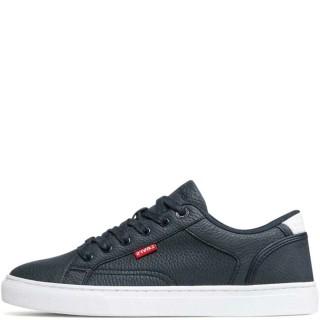 Ανδρικά Sneakers 232805 794 COURTRIGHT Eco Leather Μπλέ Levi's