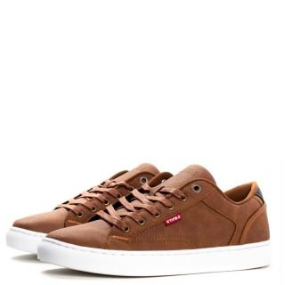 Ανδρικά Sneakers 232805 794 COURTRIGHT Eco Leather Ταμπά Levi's