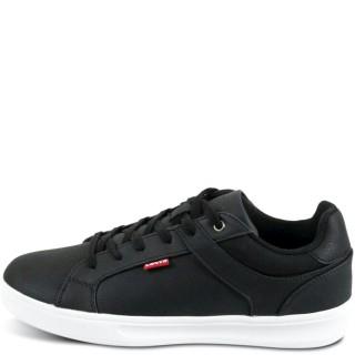 Ανδρικά Sneakers 232806 618 Ostrander Eco Leather Μαύρο Levi's