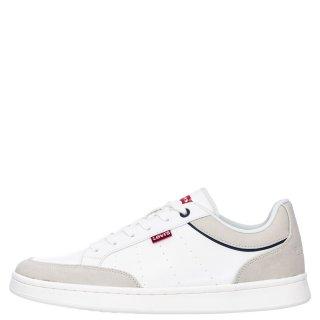 Ανδρικά Sneakers 232998 618 SNEAKERS Eco Leather Λευκό Levi's