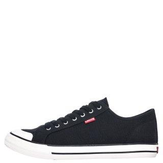 Ανδρικά Sneakers 233012 733 HERNANDEZ Ύφασμα Μαύρο Levi's