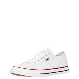 Ανδρικά Sneakers 233012 733 HERNANDEZ Ύφασμα Λευκό Levi's