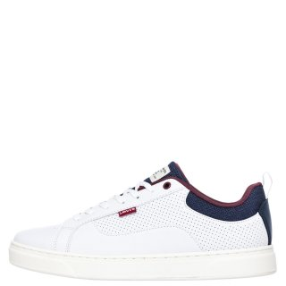 Ανδρικά Sneakers 233037 974 CAPLES Eco Leather Λευκό Levi's