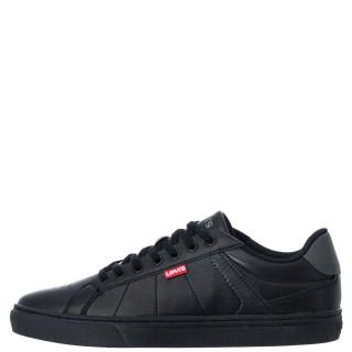 Ανδρικά Sneakers 233642 661 JIMMY Eco Leather Μαύρο Levi's