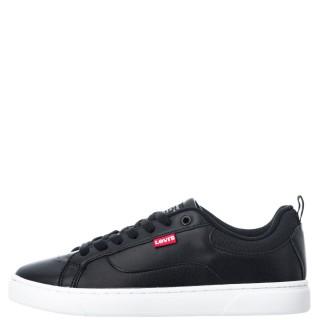 Γυναικεία Sneakers 233657 605 CAPLES Eco Leather Μαύρο Levi's