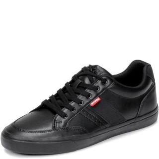 Ανδρικά Sneakers 233658 728 TURNER Eco Leather Μαύρο Levi's
