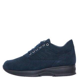 Ανδρικά Sneakers SM01305 010 A01 RAUL Δέρμα Καστόρι Μπλέ Lumberjack
