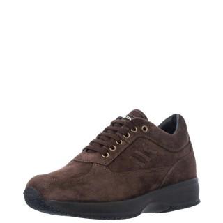 Ανδρικά Sneakers SM01305 010 A01 RAUL Δέρμα Καστόρι Καφέ Lumberjack