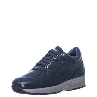 Ανδρικά Sneakers SM01305 010 B01 RAUL Δέρμα Μπλέ Lumberjack