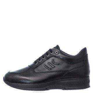 Ανδρικά Sneakers SM01305 010 B01 RAUL Δέρμα Μαύρο Lumberjack