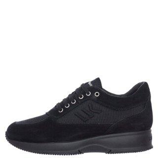 Ανδρικά Sneakers SM01305 010 M21 RAUL Δέρμα Μαύρο Lumberjack