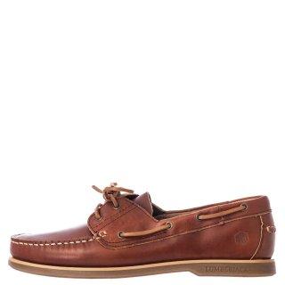 Ανδρικά Boat Shoes SM07804 005 B03 NAVIGATOR Δέρμα Ταμπά Lumberjack