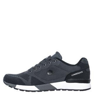 Ανδρικά Sneakers SM62105 001 U22 VENDOR Ύφασμα Γκρι Lumberjack